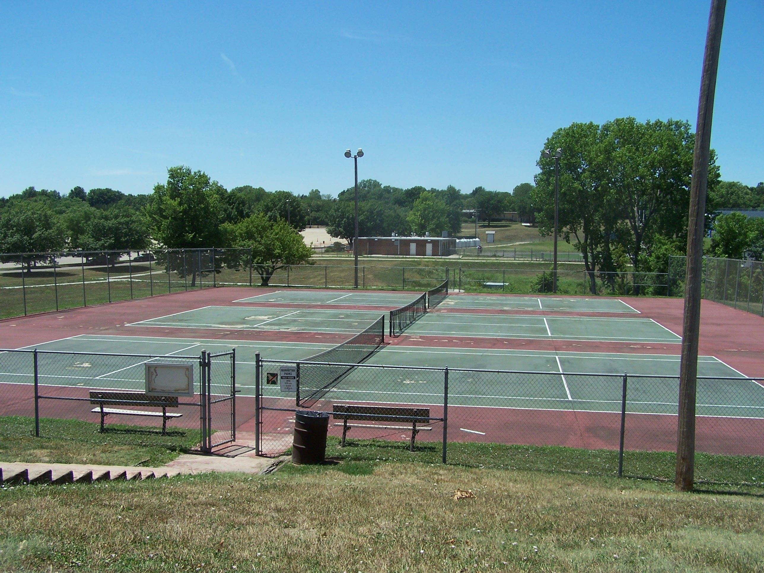CiCo Park Tennis Courts