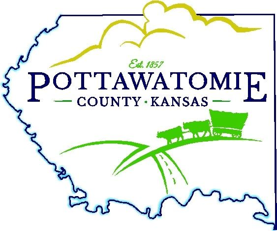 Pottawatomie County logo