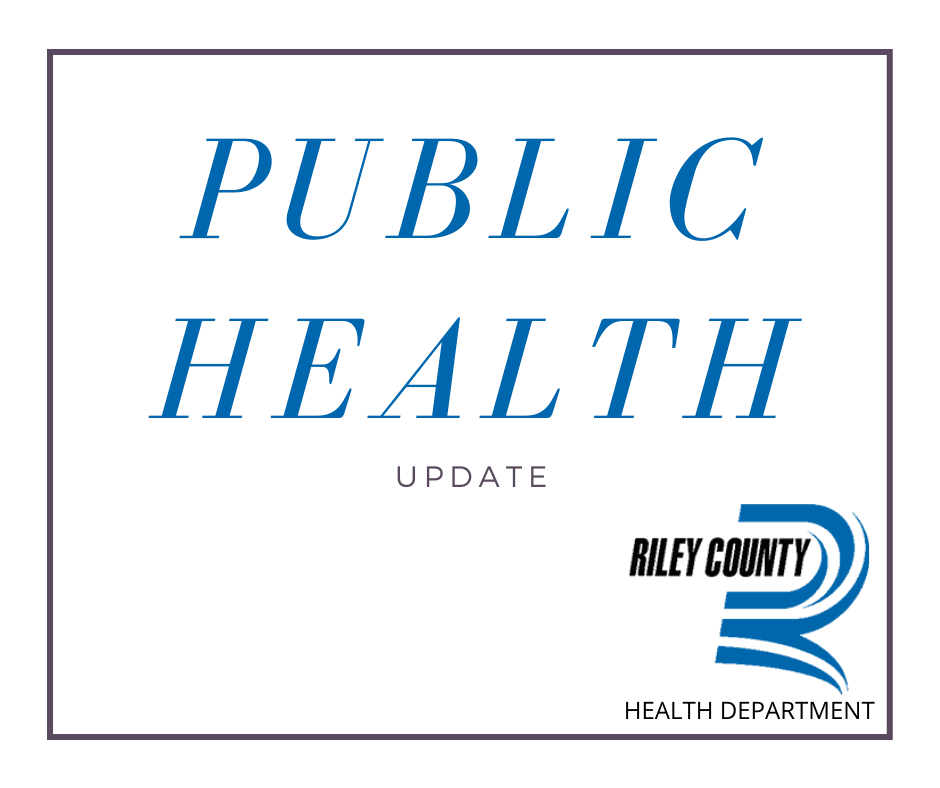 public health update graphic