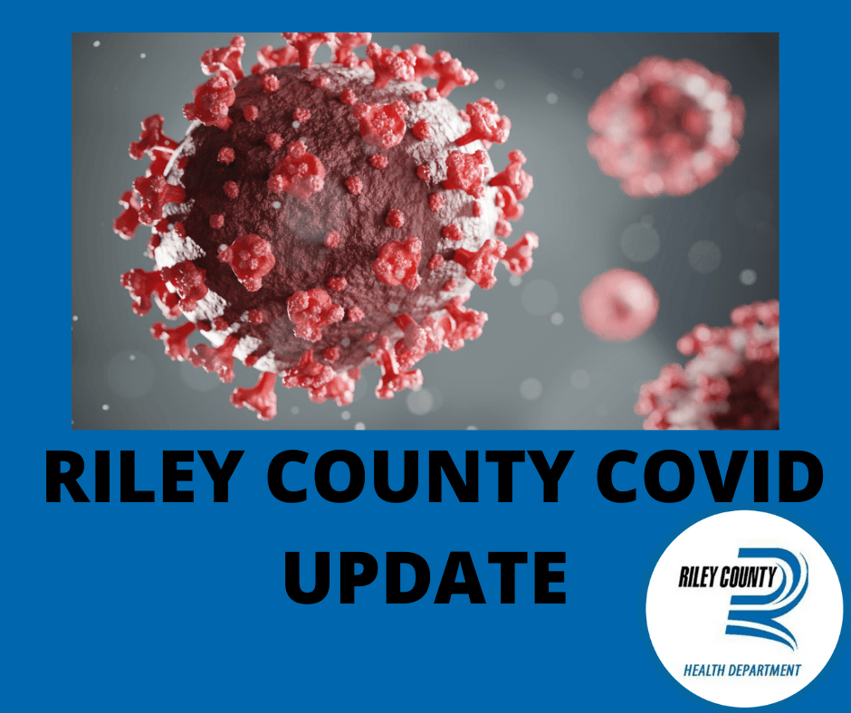 RILEY COUNTY COVID UPDATE